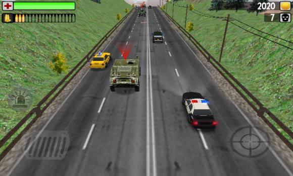 POLICE MONSTERKILL 3D Ekran Görüntüleri - 2