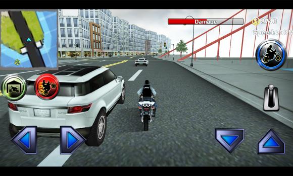 Police Motorcycle Simulator 3D Ekran Görüntüleri - 4