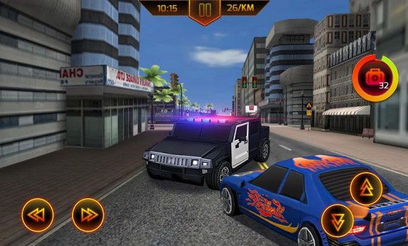 Polis Kovalamacası Ekran Görüntüleri - 1