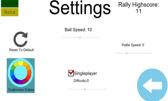 Pong 2 Ekran Görüntüleri - 4