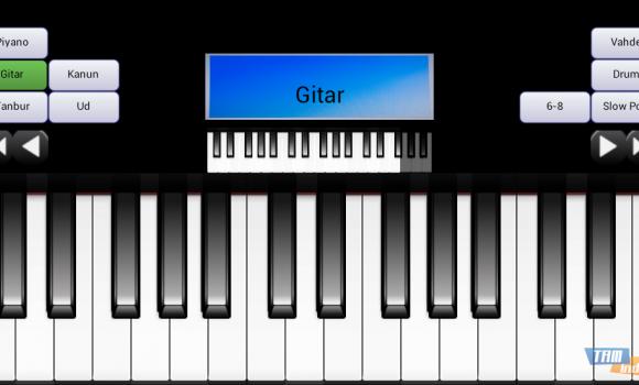 Portatif Piyano Gitar Kanun Ekran Görüntüleri - 4