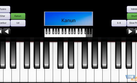 Portatif Piyano Gitar Kanun Ekran Görüntüleri - 2