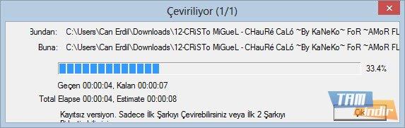 Power MP3 WMA Converter Ekran Görüntüleri - 4