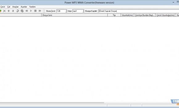 Power MP3 WMA Converter Ekran Görüntüleri - 3