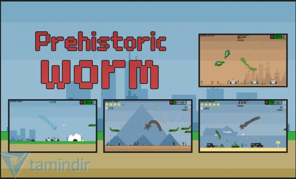 Prehistoric Worm Ekran Görüntüleri - 8