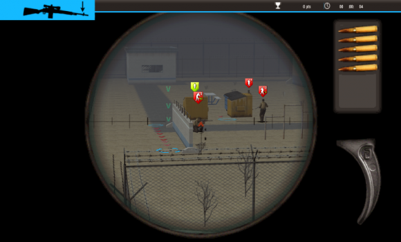 Prison Breakout Sniper Escape Ekran Görüntüleri - 3