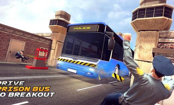 Prison Escape Police Bus Drive Ekran Görüntüleri - 6