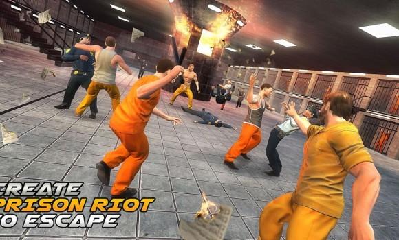 Prison Escape Police Bus Drive Ekran Görüntüleri - 5