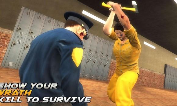 Prison Escape Police Bus Drive Ekran Görüntüleri - 3