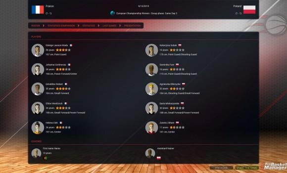 Pro Basketball Manager 2016 Ekran Görüntüleri - 2