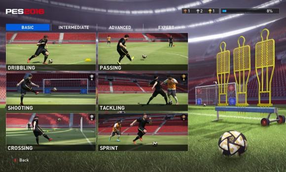 Pro Evolution Soccer 2016 myClub Ekran Görüntüleri - 3