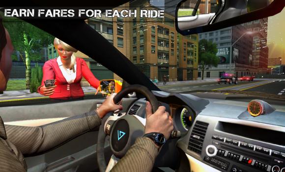 Pro TAXI Driver Crazy Car Rush Ekran Görüntüleri - 4