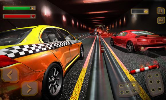 Pro TAXI Driver Crazy Car Rush Ekran Görüntüleri - 3