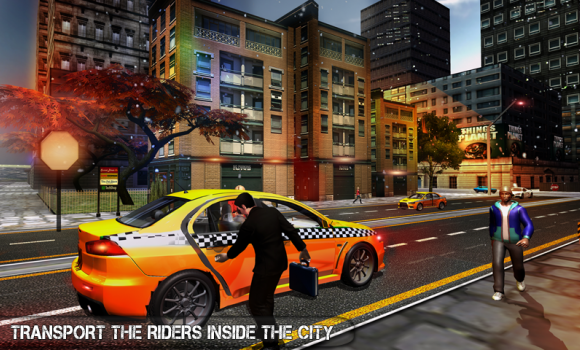 Pro TAXI Driver Crazy Car Rush Ekran Görüntüleri - 1