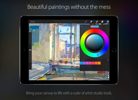 Procreate Ekran Görüntüleri - 2