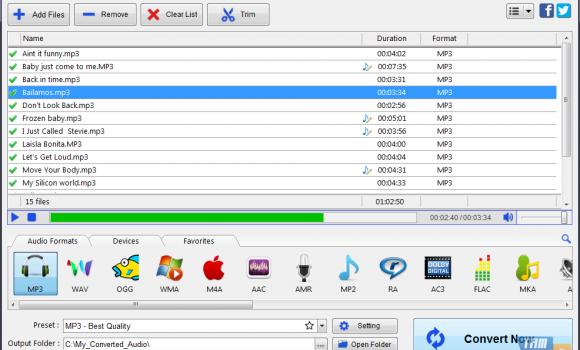 Program4Pc Audio Converter Ekran Görüntüleri - 3