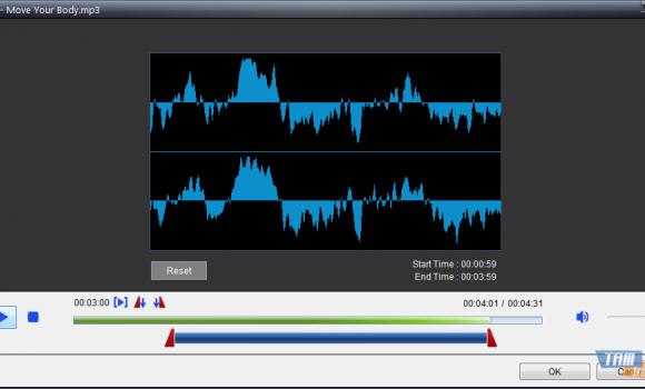 Program4Pc Audio Converter Ekran Görüntüleri - 2