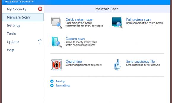 Protector Plus Internet Security Ekran Görüntüleri - 4