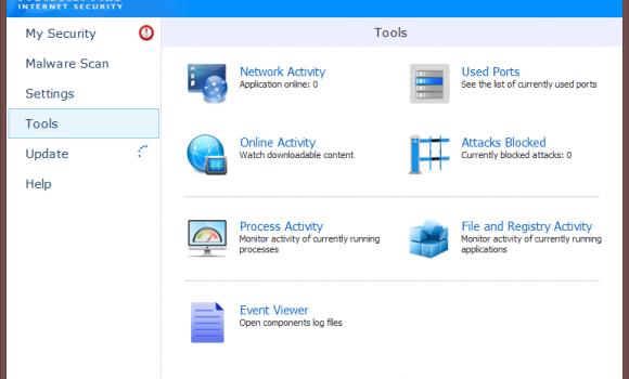 Protector Plus Internet Security Ekran Görüntüleri - 1