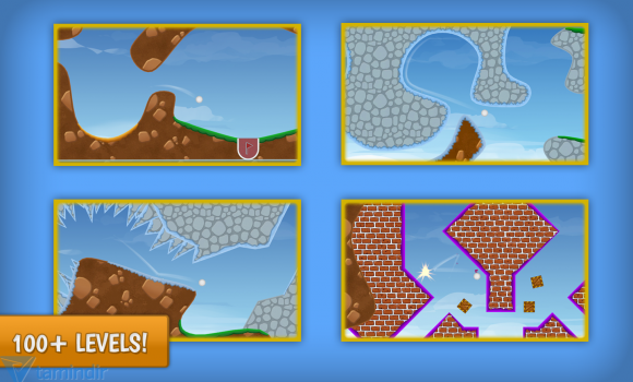 Pukka Golf Ekran Görüntüleri - 3