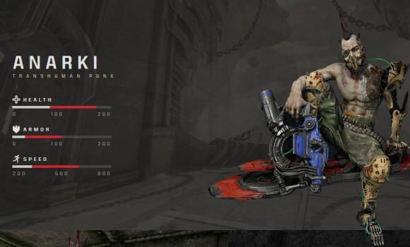 Quake Champions Ekran Görüntüleri - 10