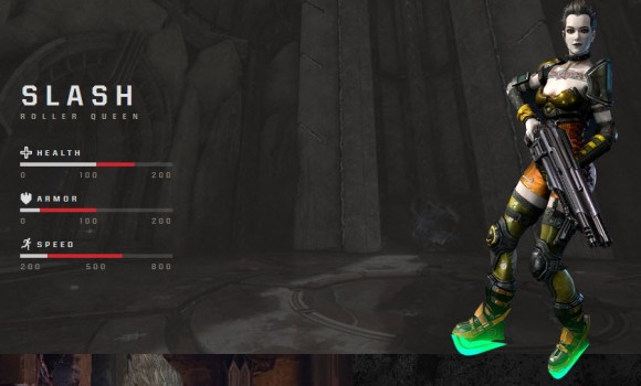 Quake Champions Ekran Görüntüleri - 9