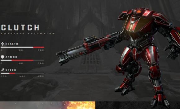 Quake Champions Ekran Görüntüleri - 8