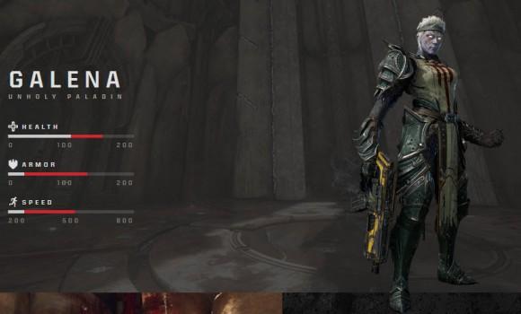 Quake Champions Ekran Görüntüleri - 7