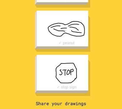 Quick Draw Challenge! Ekran Görüntüleri - 1