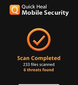 Quick Heal Mobile Security Free Ekran Görüntüleri - 2