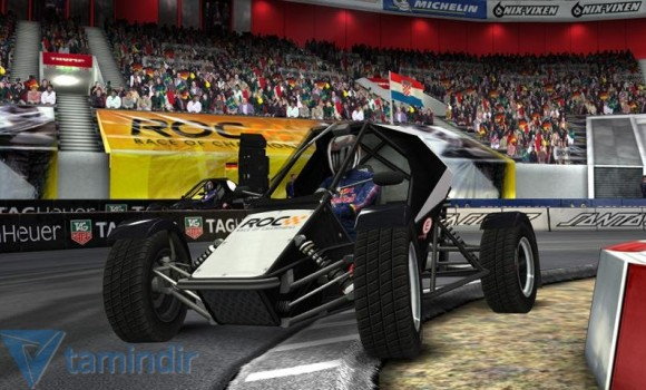Race Of Champions Ekran Görüntüleri - 5