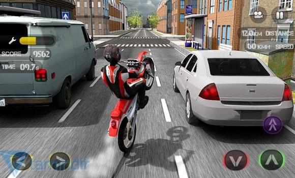 Race the Traffic Moto Ekran Görüntüleri - 6