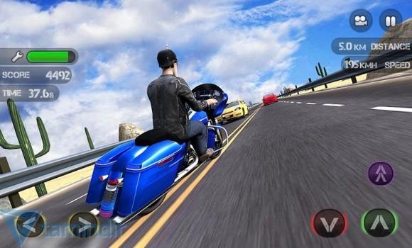 Race the Traffic Moto Ekran Görüntüleri - 4