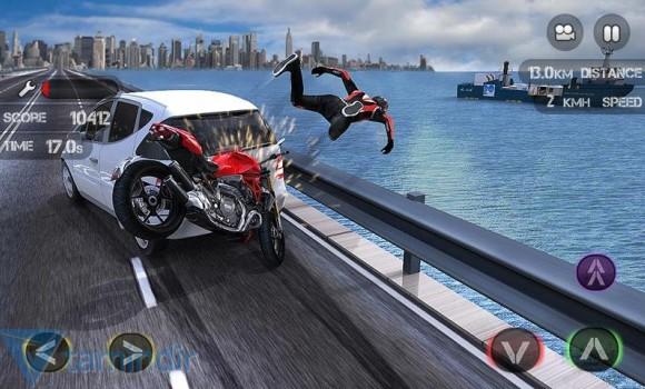 Race the Traffic Moto Ekran Görüntüleri - 2