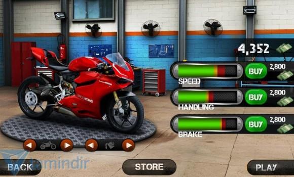 Race the Traffic Moto Ekran Görüntüleri - 1