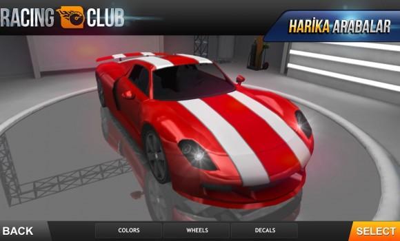 Racing Club Ekran Görüntüleri - 7