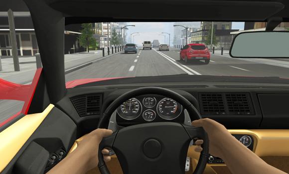 Racing in Car 2 Ekran Görüntüleri - 6