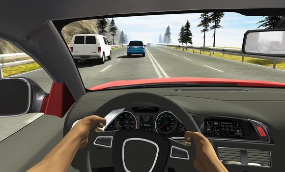 Racing in Car 2 Ekran Görüntüleri - 5