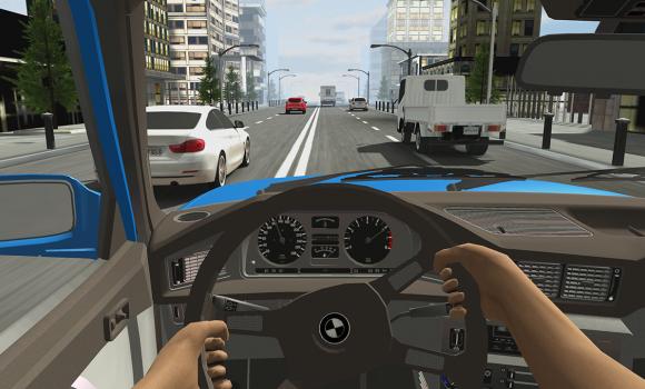 Racing in Car 2 Ekran Görüntüleri - 4