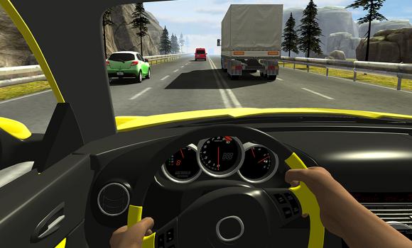Racing in Car 2 Ekran Görüntüleri - 3