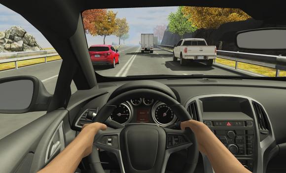 Racing in Car 2 Ekran Görüntüleri - 2