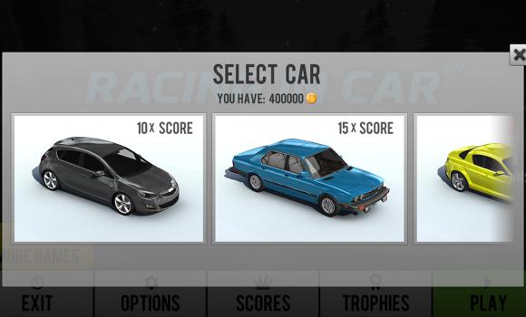 Racing in Car 2 Ekran Görüntüleri - 1
