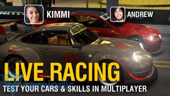 Racing Rivals Ekran Görüntüleri - 4