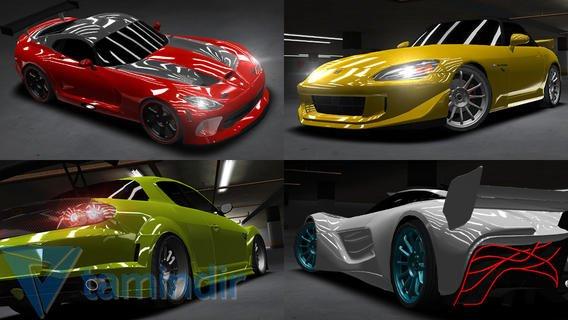 Racing Rivals Ekran Görüntüleri - 2