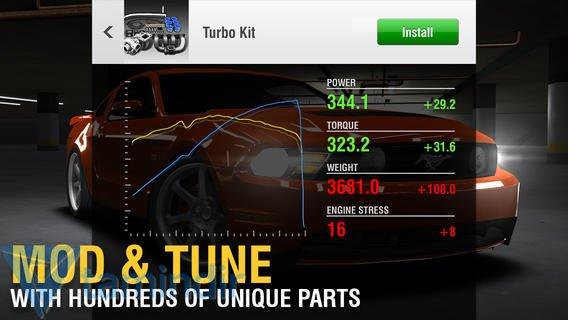 Racing Rivals Ekran Görüntüleri - 1
