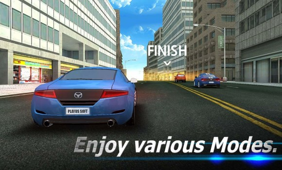 Racing Time Ekran Görüntüleri - 2
