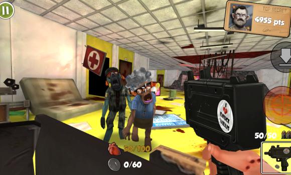 Rage Against The Zombies Ekran Görüntüleri - 4