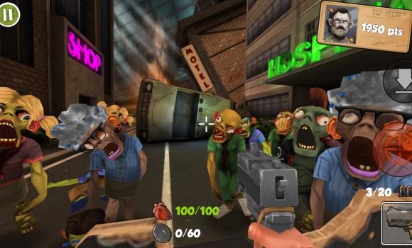 Rage Against The Zombies Ekran Görüntüleri - 1