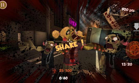 Rage Against The Zombies Ekran Görüntüleri - 3