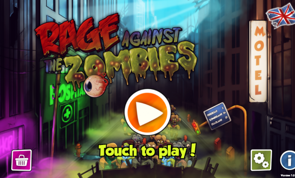 Rage Against The Zombies Ekran Görüntüleri - 5